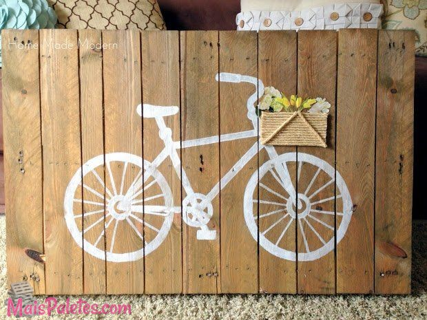 Decorar com Pallets