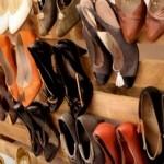 Sapateira com Palete, uma forma sustentável e barata de arrumar calçado