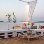 6 Vantagens na (re)utilização de paletes no seu terraço