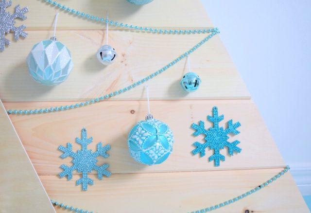 Decoração de Natal a reutilizar