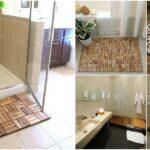 15 tapetes de banheiro DIY que adicionam conforto e estilo