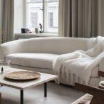 Dez salas de estar Scandi tranquilas com design minimalista