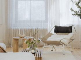 Talo Studios apresenta elementos Japandi a casa historica de Montreal