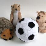 1. Soccer Ball Plushie