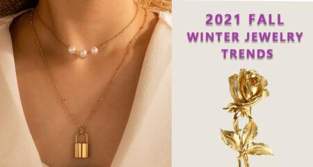 7 Tendencias em joias de outono e inverno 2021 Voce