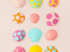 Artesanato de praia para criancas Charlotte artesanal