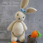 Coelhinho Amigurumi Padrao de Croche Gratis • Paixao Artesanal