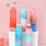 Como fazer artesanato com garrafas de agua de plastico