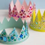 Coroas de banheira de plastico recicladas Charlotte artesanal
