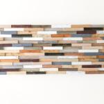 DIY scarp wood wall art