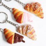 Deliciosas joias de argila de polimero para alimentos em miniatura