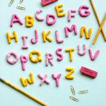 Doces Pretzel Alphabet Charlotte artesanal