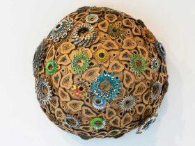 Emo Sundaes esculturas em pasta de papel ecossistemas interativos e