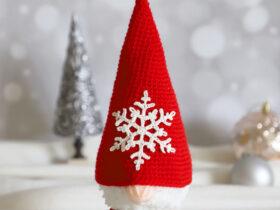 Padrao de croche Amigurumi Gnome gratis • Paixao artesanal