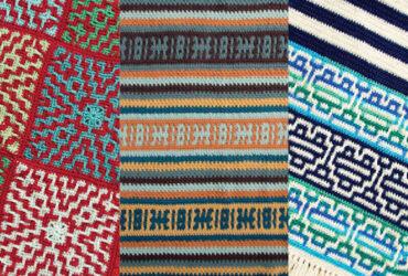 3 Incredible Crochet Mosaics