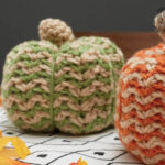 Crochet Spicy Pumpkins