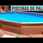 TOP 30 PISCINAS DE PALLET