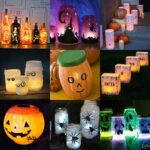 Lanternas de Halloween 25 ideias para artesanato festivo